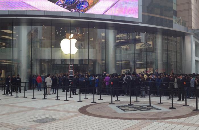 苹果Q2财季iPhone销量5076万部,大中华区继续悲剧