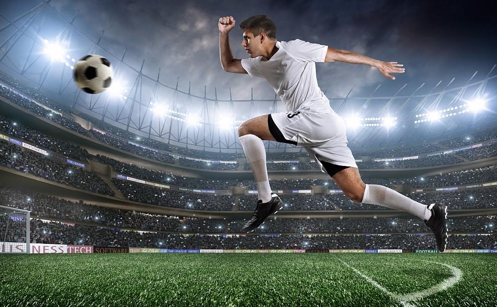一颗魅力足球,成就健康多彩人生