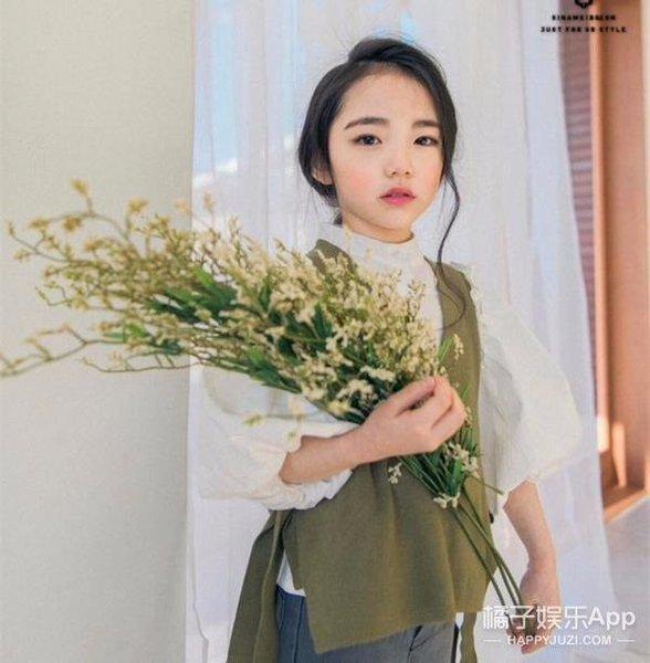 韩国经纪公司垂涎童模,哪个是未来女主(上)