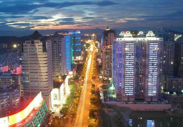 中国这五大城市空气好  房价物价低  宜居住