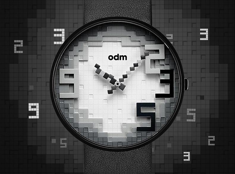 普通手表不爱戴?看看这些个性手表系
