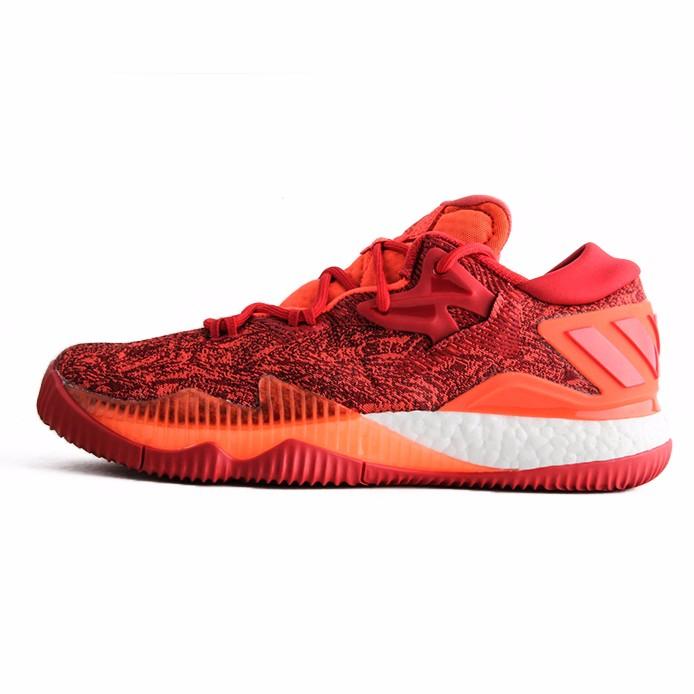Adidas boost减震篮球鞋