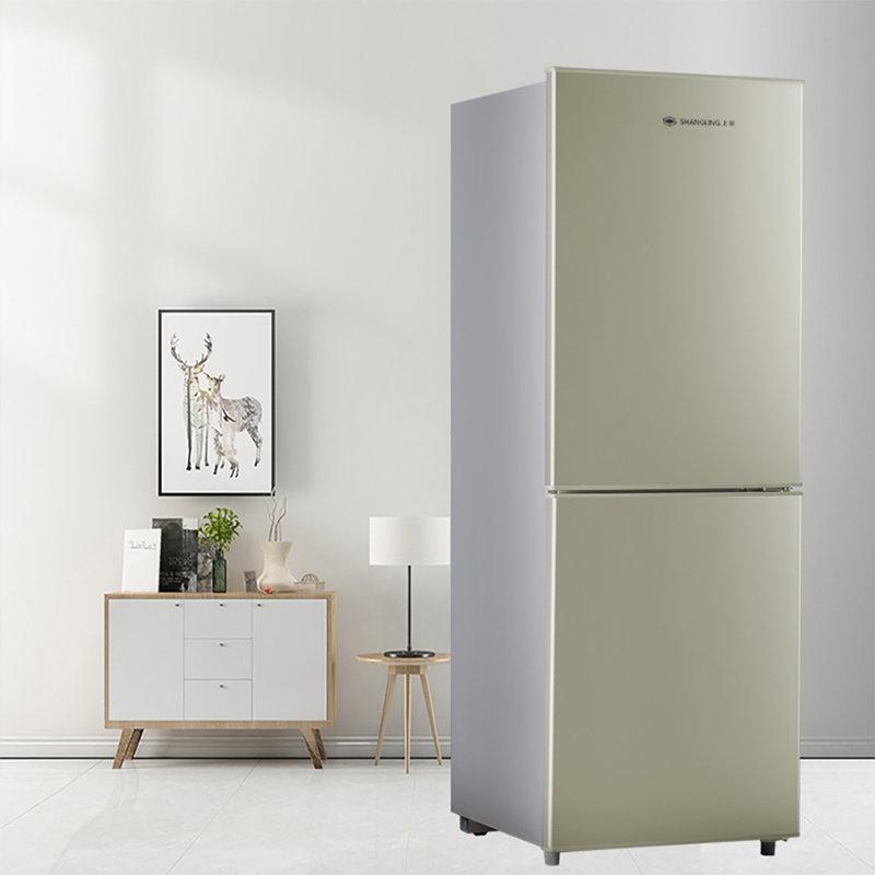 上菱(shangling) BCD-173K 173L 双门冰箱家用节能环保第6张商品大图